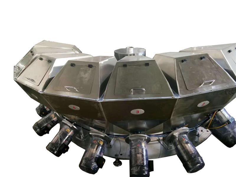 ZH不銹鋼全自動配料機俗稱小料機