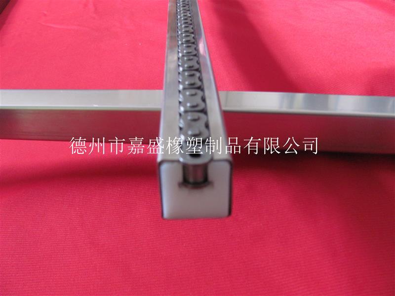 PE链条导轨 嘉盛利特导轨 链条导槽来图加工