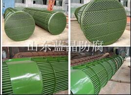 TH-847碳钢水水冷器专业防腐