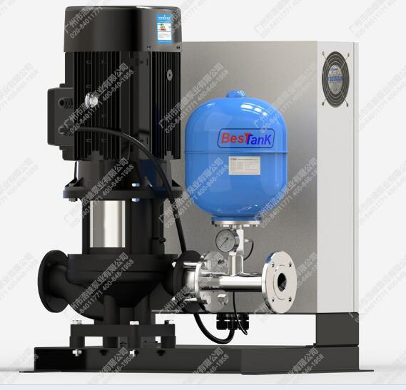 全自动管道增压泵_CWS-LS型全自动变频增压水泵