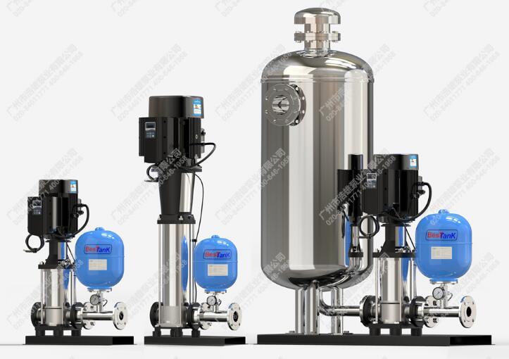 变频自动增压泵_CWS-VI型全自动变频增压水泵
