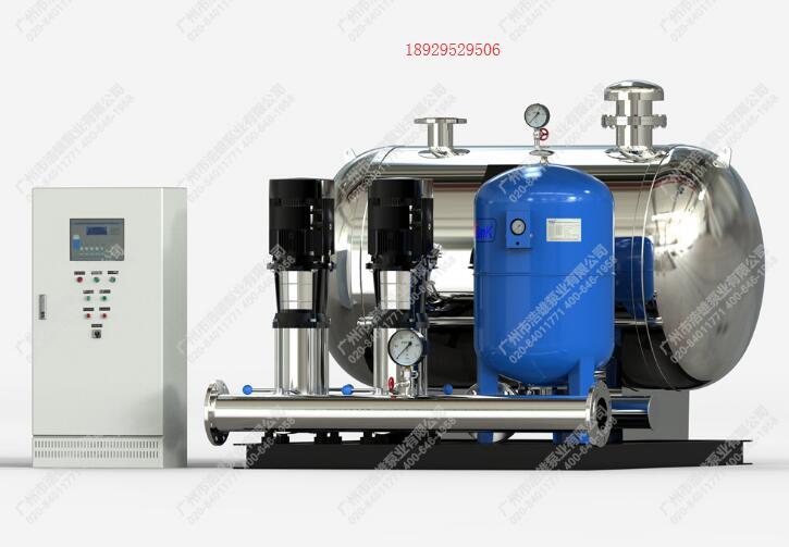 恒压变频水泵DWS罐式无负压变频供水设备