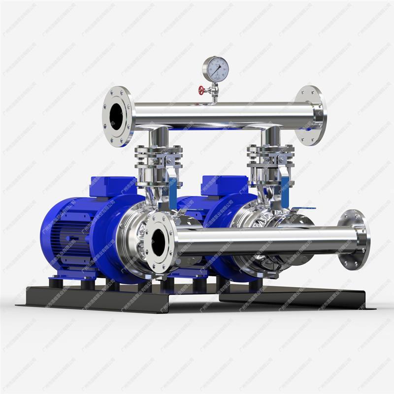 恒压供水设备EIM卧式全自动增压供水设备