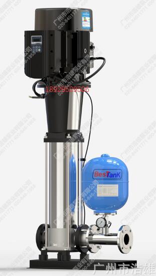 无负压变频供水设备_GWS-BI型全自动变频增压水泵