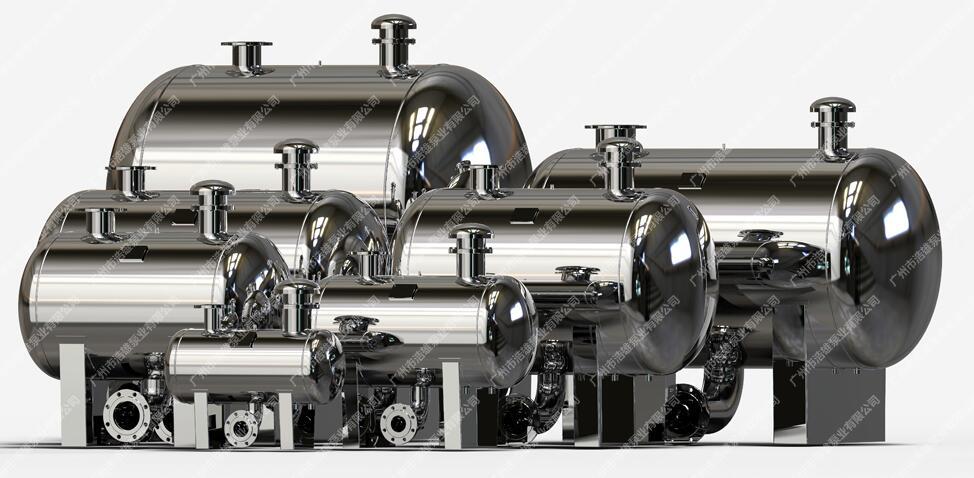恒压供水设备_WLG不锈钢无负压稳流罐