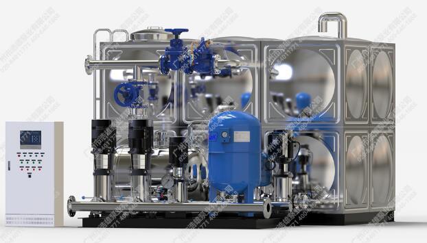 无负压变频供水设备XWS箱式无负压供水设备