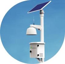 微型空气六参数监测站-扩散式取样
