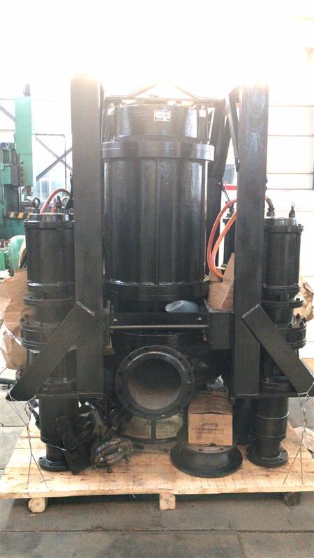 潛水攪拌耐磨渣漿泵,泥漿泵,砂漿泵