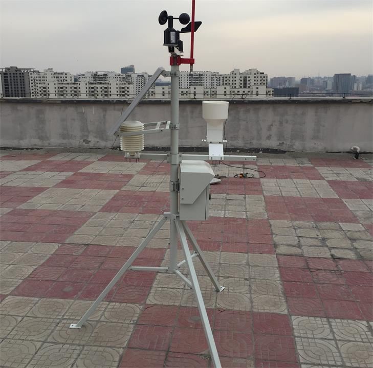 小型全自动气象站智能气象监测站