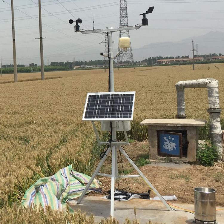 农业气象站田间小气候观测站农田环境监测站