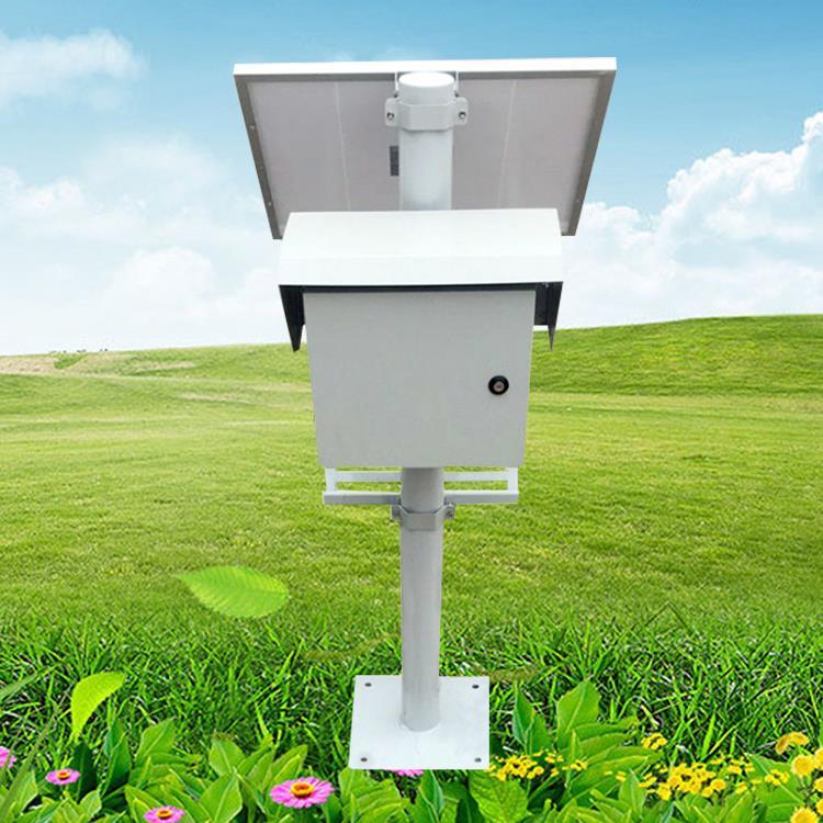 土壤墒情监测站土壤温度土壤水分监测