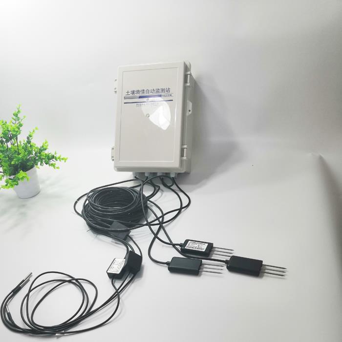 多点土壤温湿度记录仪土壤含水率土壤温度监测