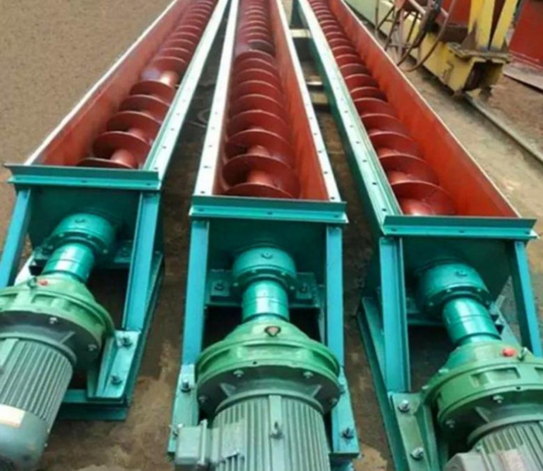 千瑞直销ls碳钢螺旋输送机不锈钢螺旋输送机