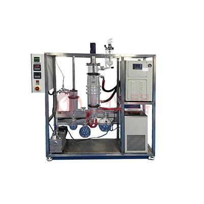 上儀器實驗室分子蒸餾設備,精餾實驗裝置