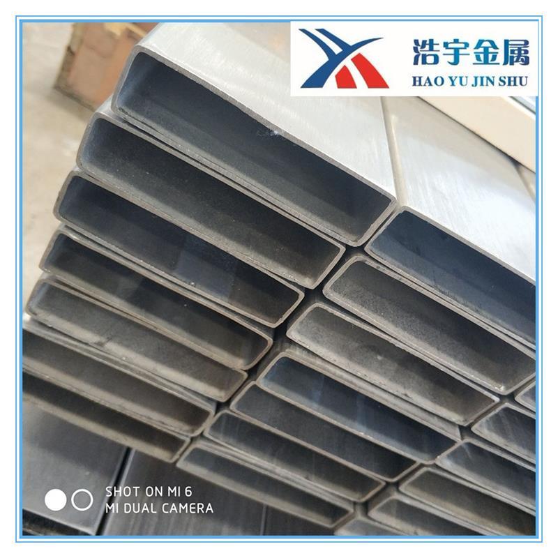 宝鸡厂家供应钛方管 矩形管 钛管