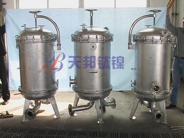 鈦濾芯過濾器性能好用途廣