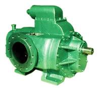 高吸程泵主要结构及工作原理