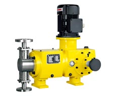 甲醛計量泵的選型