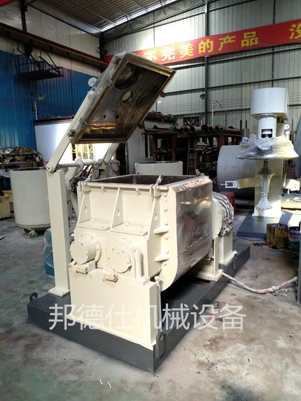 供应真空型捏合机 混炼胶生产设备
