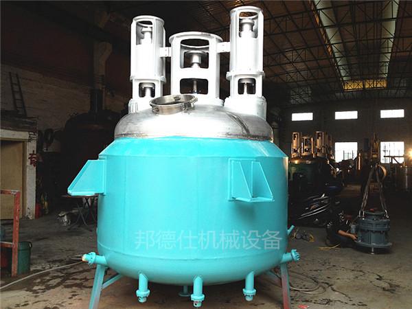 供应多功能反应釜 表面活性剂生产设备