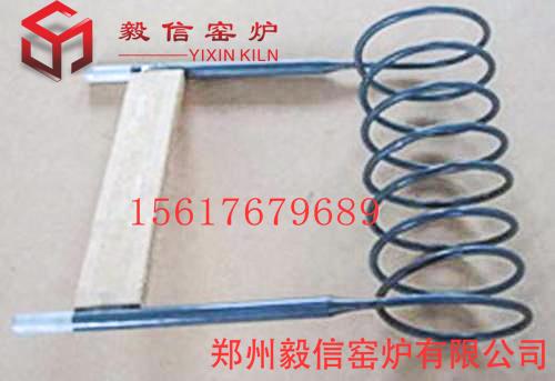圆形,多弯,螺旋,W型异型硅钼棒,加工订做硅钼棒