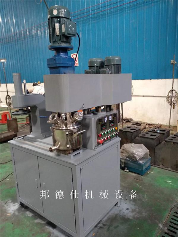供应深圳实验强力分散机 美缝剂生产设备