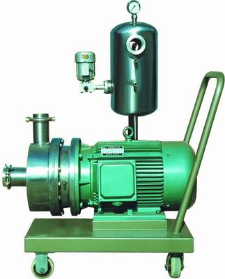 莱州龙兴管线式乳化机
