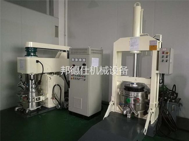 供應東莞行星攪拌機 液態硅膠攪拌機