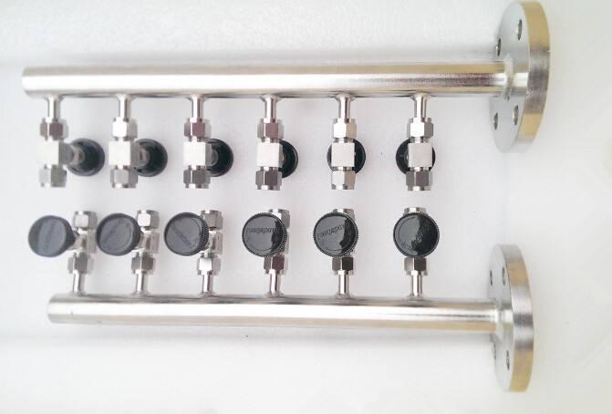扬中海蓝气源分配器 空气分配器厂家