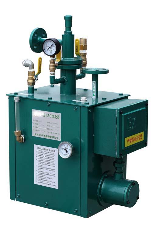 LPG汽化器(炉),中邦壁挂式气化器