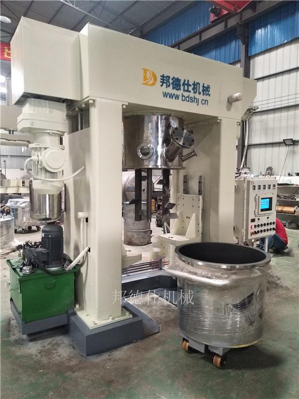 供应佛山200L动力混合机 聚氨酯AB胶生产设备