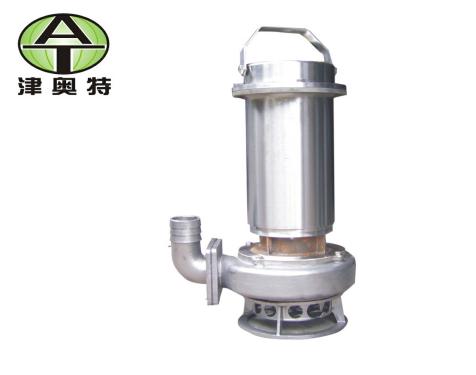ATQW型不锈钢耐腐蚀切割式潜水排污泵