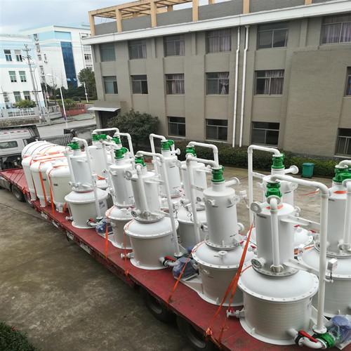 立式环保水喷射真空机组-系列