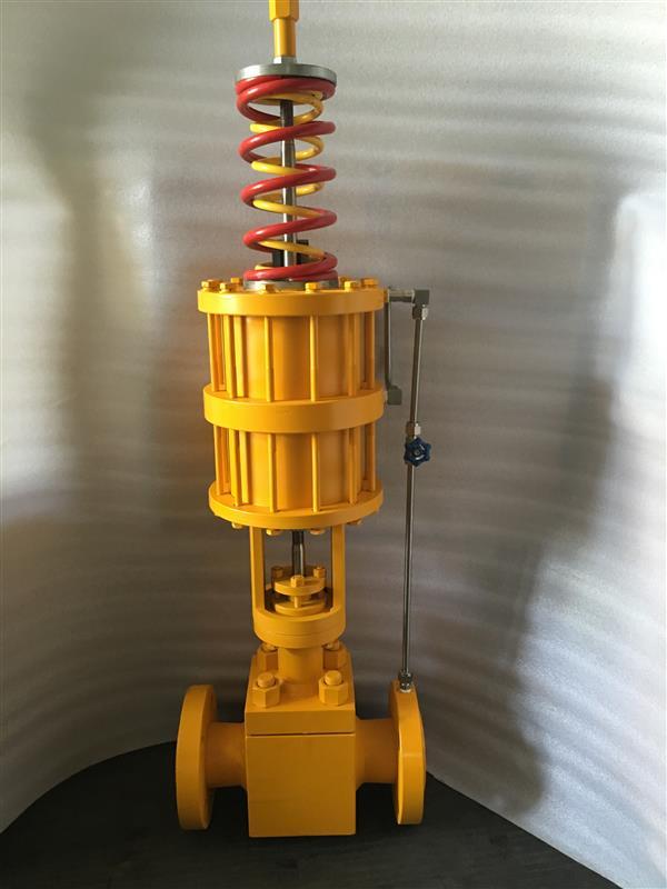 ZZVG自立式高壓調節閥