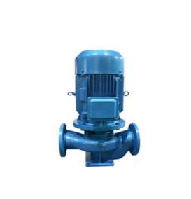 ISG立式管道泵高效节能、噪音低、性能可靠