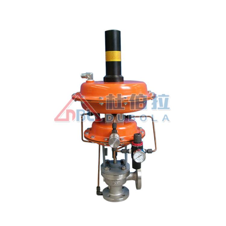 双座氮封阀 氮气压力调节阀