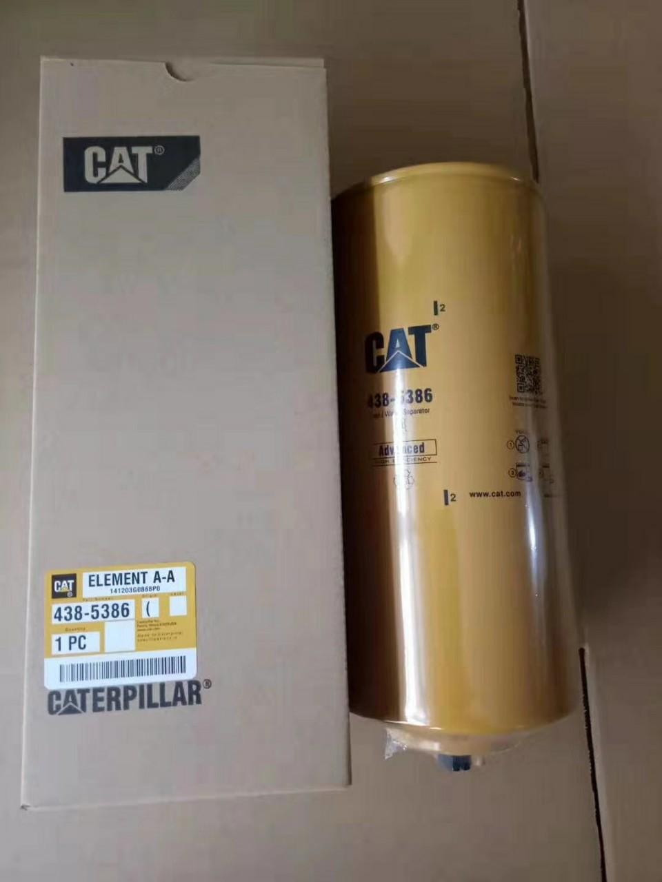 通驰销售替代卡特438-5386柴油滤芯卡特滤芯