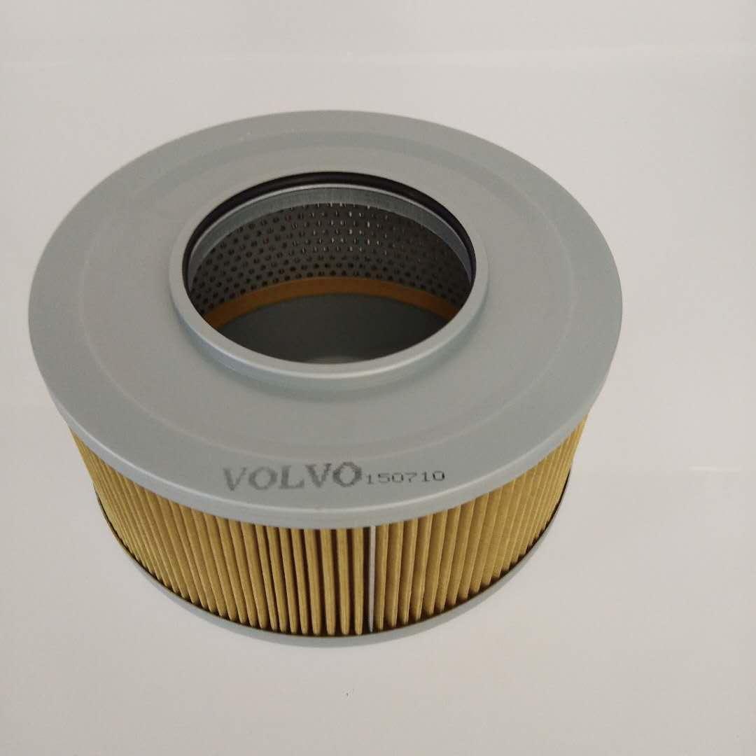 沃尔沃挖掘机吸油滤芯1141-00010铜网液压吸油滤芯