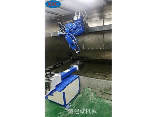 鑫建诚自动喷漆机器人