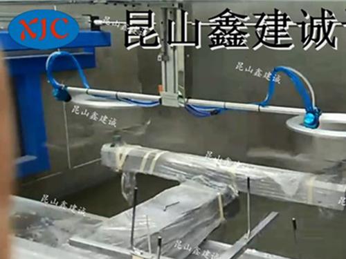 鑫建誠七軸自動往復噴涂機