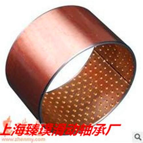 上海臻璞軸承:JF800雙金屬軸承