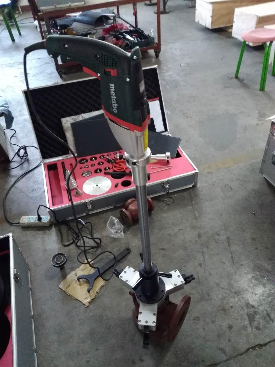 抚州专业生产阀门检修工具,阀门研磨机