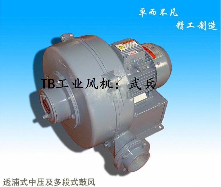 透浦式中压风机TB-201