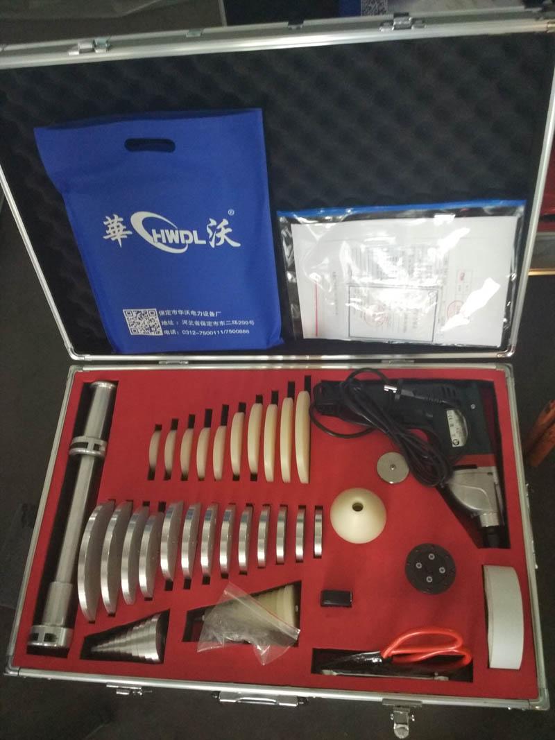 生产电动安全阀研磨机M-100A,在线研磨工具