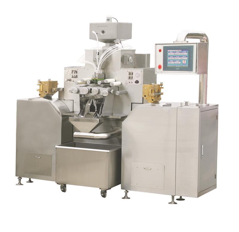 HSR-180H/200H软胶囊机主机