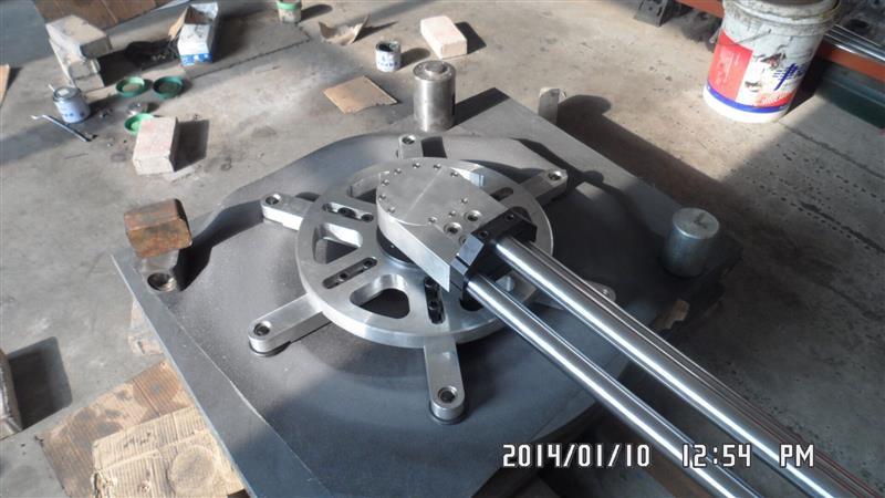 生产闸阀检修工具,电动闸阀研磨机MZ-900