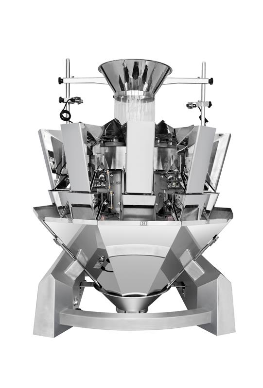 kenwei精威A10-1-17廠家直銷標準定量包裝組合秤電腦智能計量稱重設備定量稱重分裝機