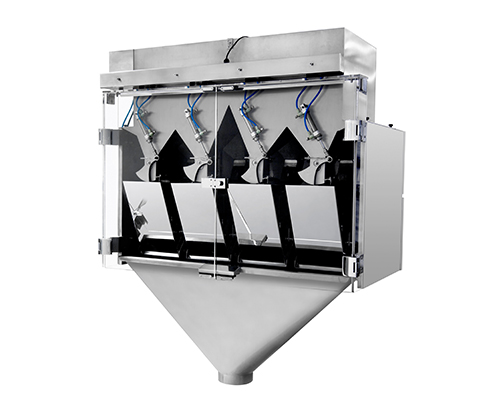 kenwei精威AX4-2-2定制全不銹鋼食品級微型線性秤麥片小米高精度小計量智能電腦秤