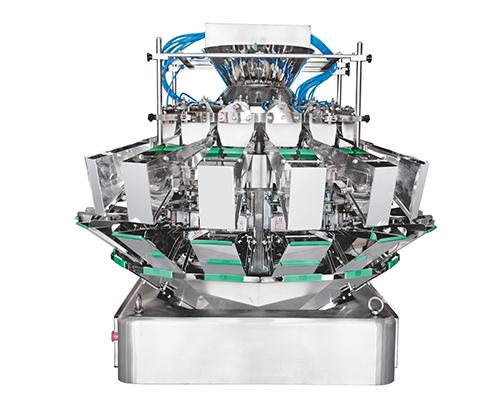 kenwei精威A14-2-9厂家直供新款防碎型智能食品定量包装称重机械进口膨化零食称重设备厂家