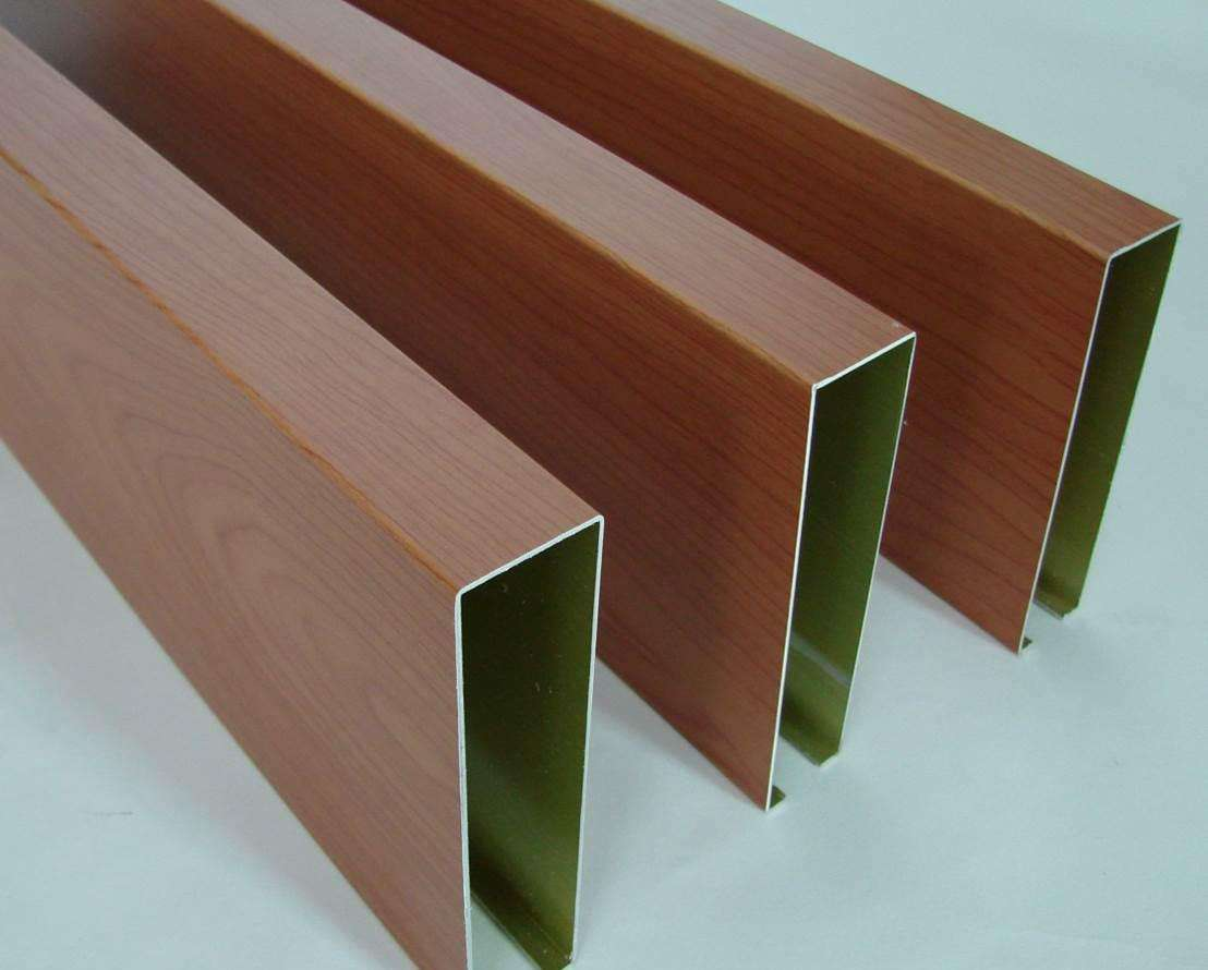 仿木纹铝单板_防水防潮湿材料